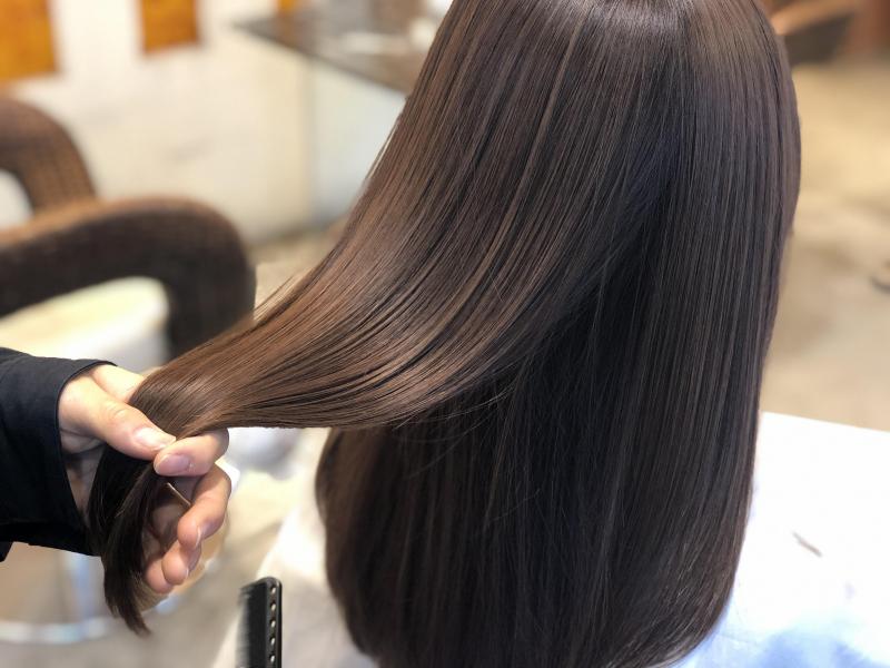 質 改善 髪 縮 毛 矯正